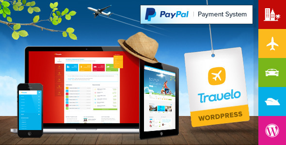 travelo wordpress theme