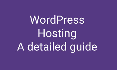 wordpress hosting featured image