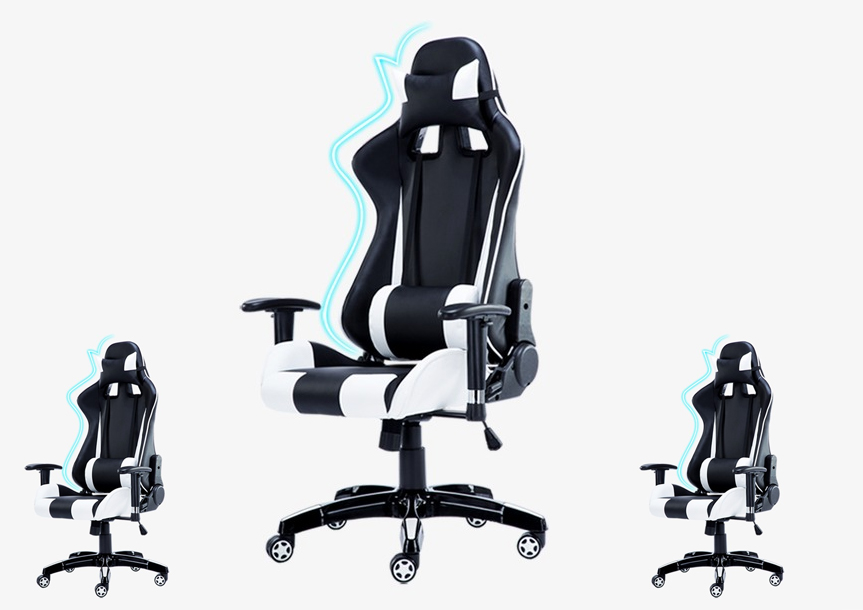 Outstanding The Pc Gaming Chair A Programmer And Developers Best Customarchery Wood Chair Design Ideas Customarcherynet